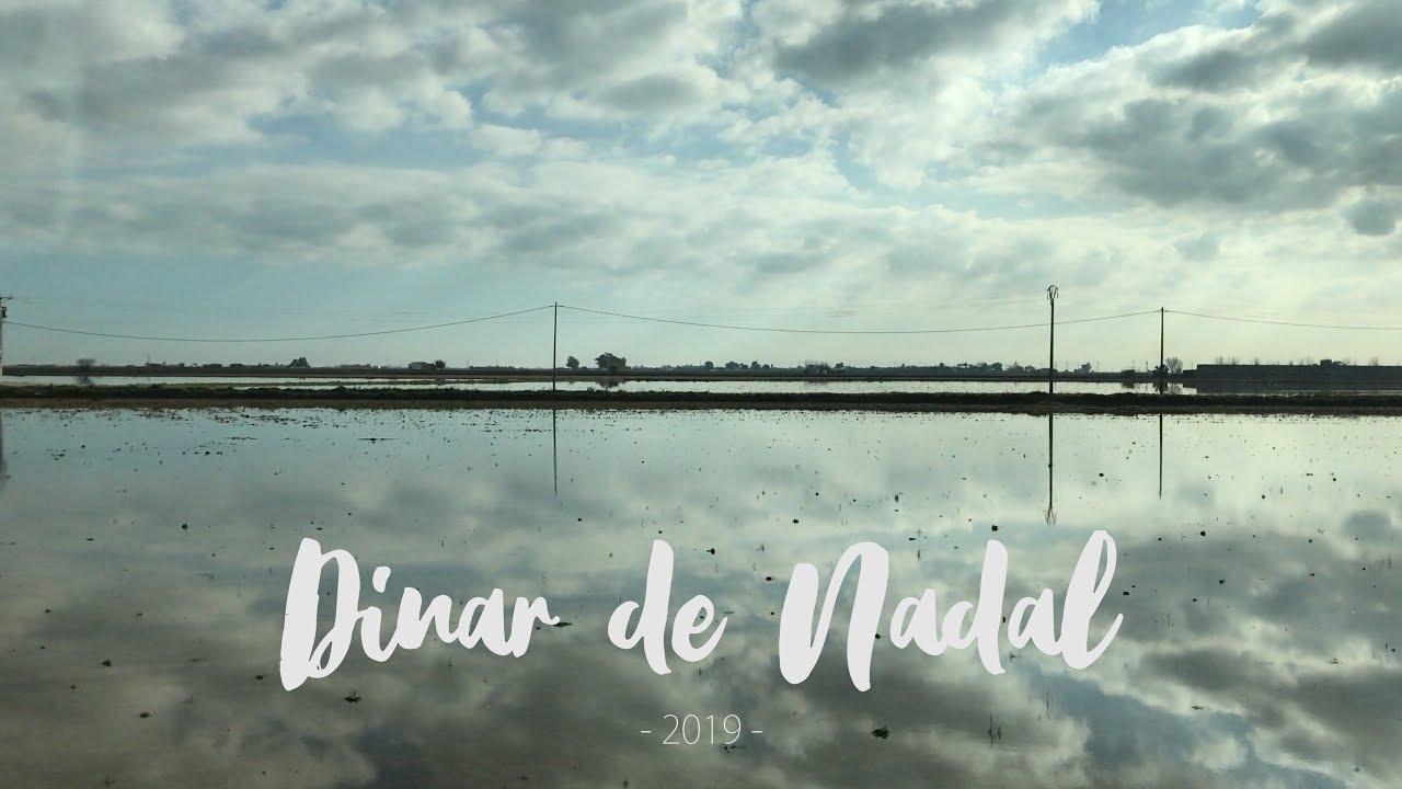 Dinar de Nadal - Casa de Fusta - 2019